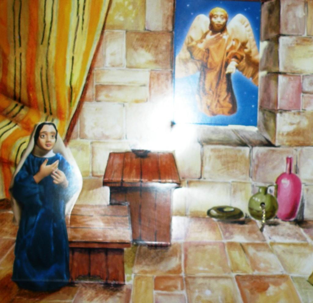 Мария и Ангел