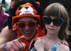 С голландским тигренком