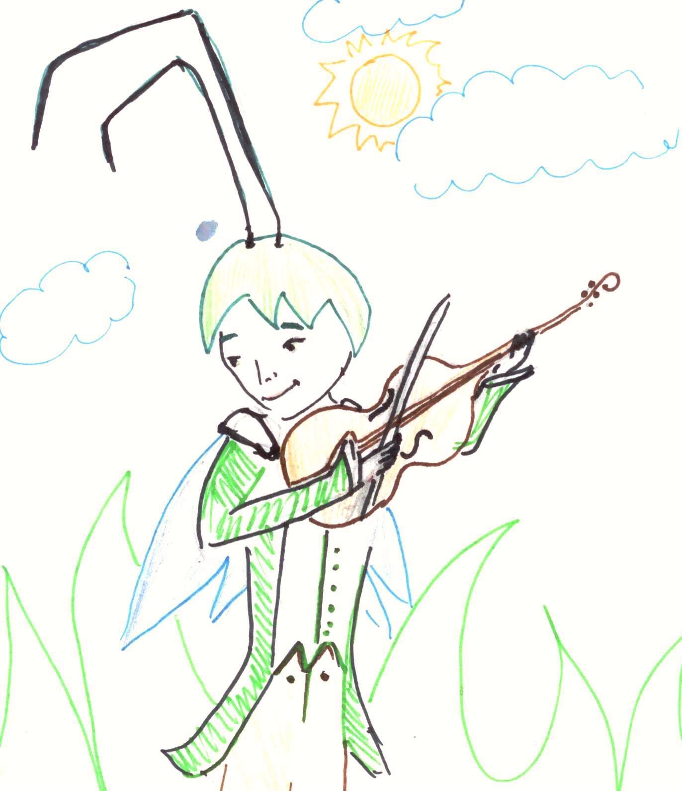Брат скрипач