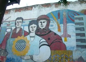 ссср граффити