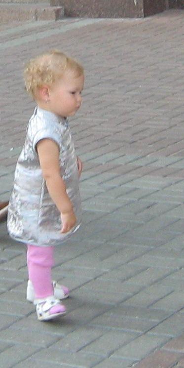 Киевская девочка
