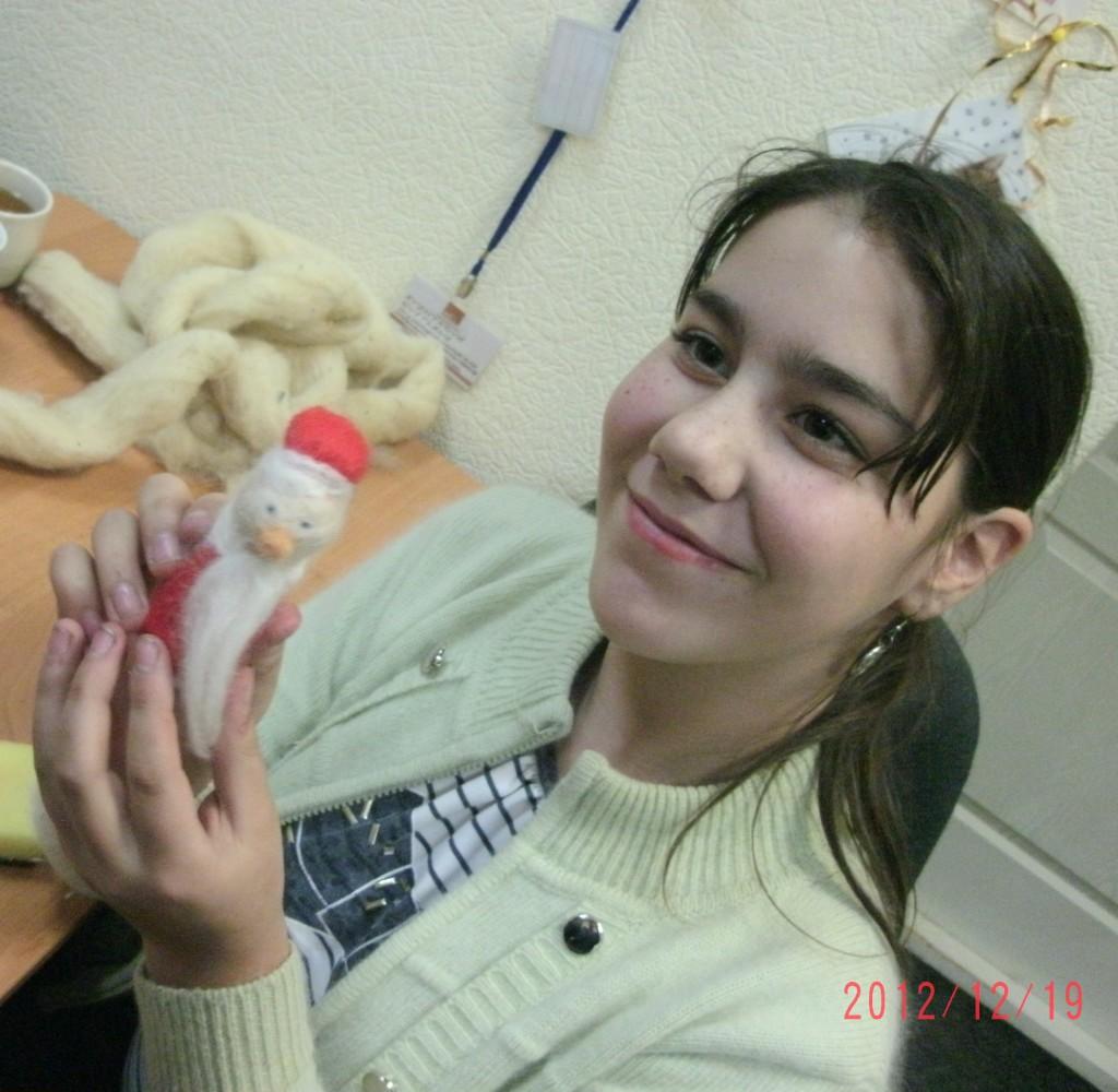 Дарька и Дед-Мороз