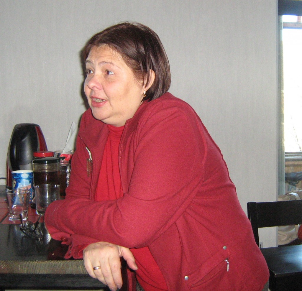 Бабушка Люша