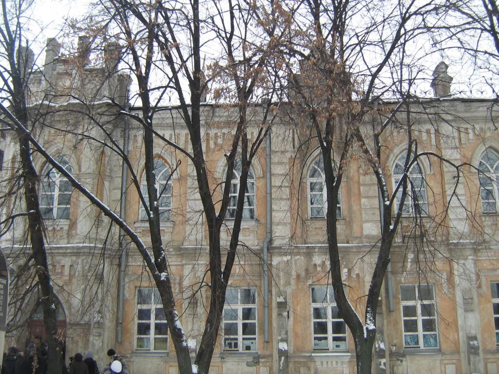 Дом на улице Чеботарской